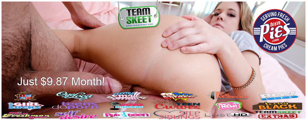Get Teen Pies And The Team Skeet Network For Just $9.87, Saving You Over $19 Instantly!